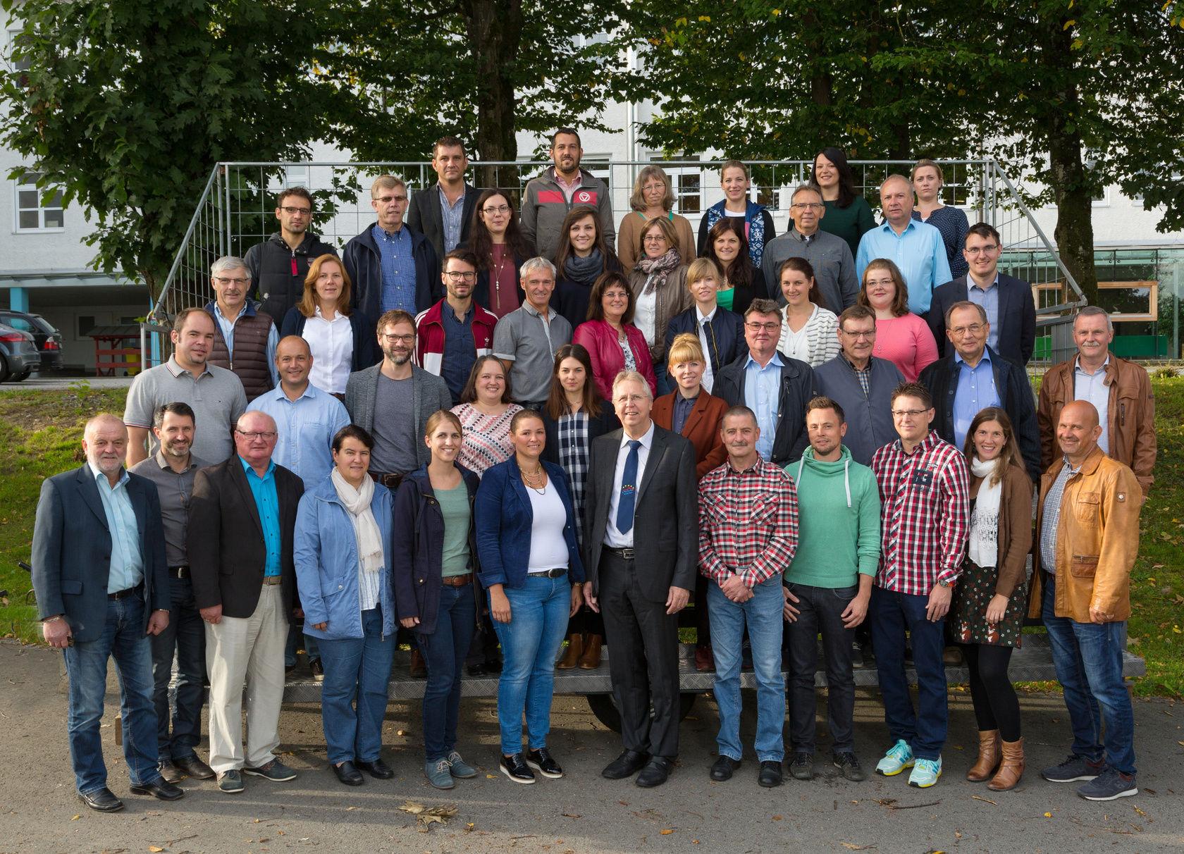 Kühberger Waldkirchen kollegium fos waldkirchen fachoberschule bos berufsoberschule bayern